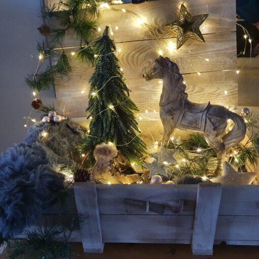 Weihnachtlicher Blickfang für dein Zuhause